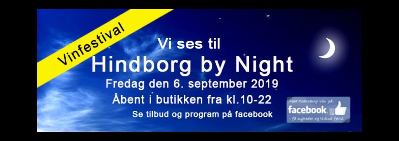 Hindborg By Night den 06.09.19