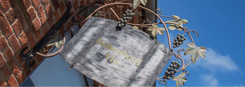 Velkommen til Pedersborg Vin
