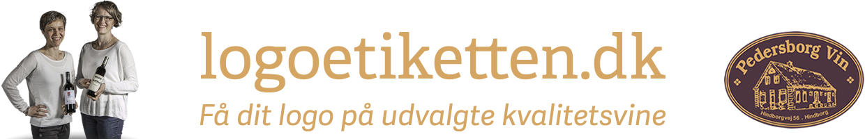 Logoetiketten.dk - Pedersborg Vin aps