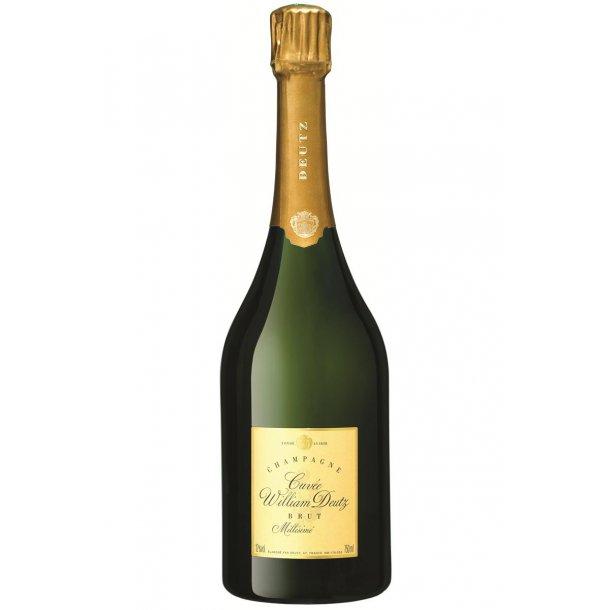 2009 Cuvee William Deutz Brut, Champagne Deutz, Grand Cru i gavesæke.