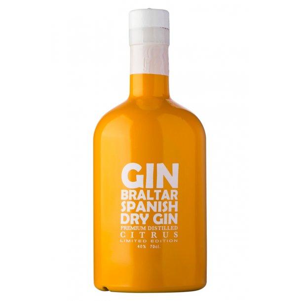 Ginbraltar Citrus Dry Gin