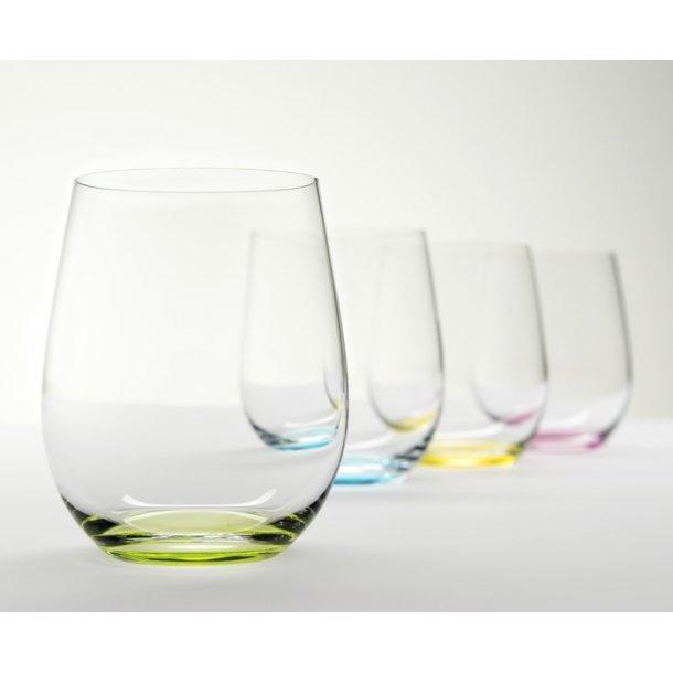 O Wine Tumbler, Happy O 5414/44, 4 glas i gaveæske