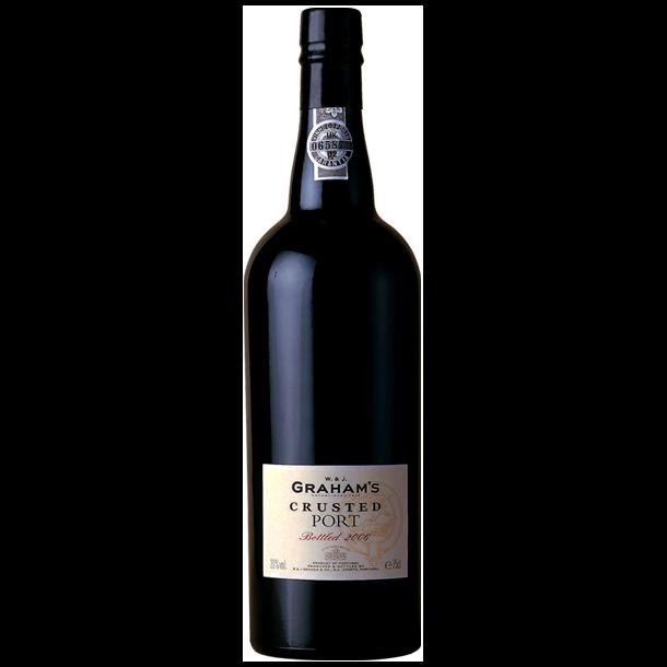 Graham´s Crusted Port Bottled 2013