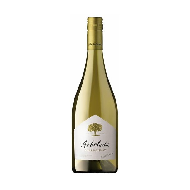 2014 Arboleda Chardonnay