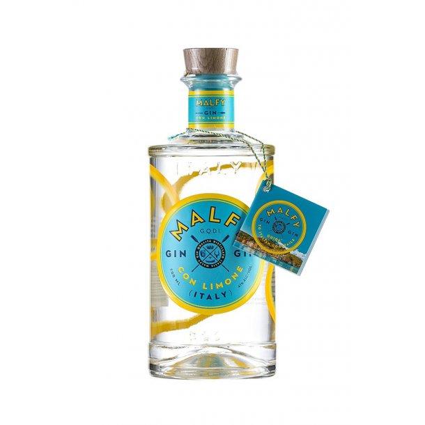 Malfy Con Limone Gin, 41%