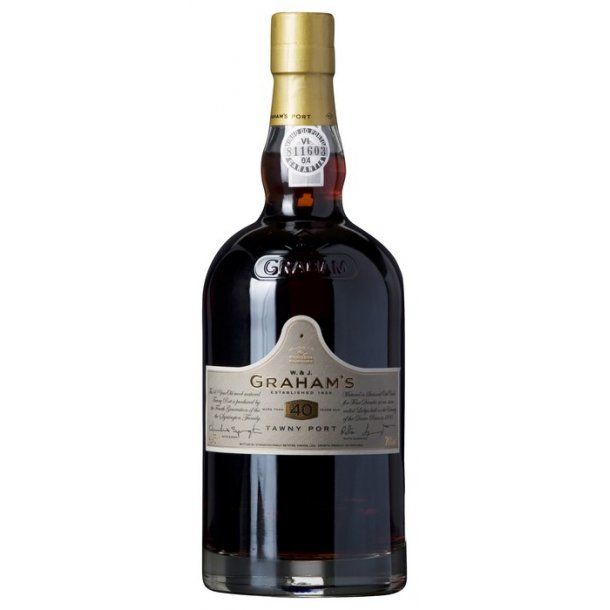 Graham´s 40 Years Old Tawny Port
