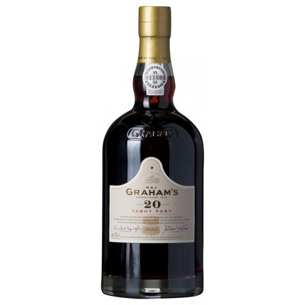 Graham´s 20 Years Old Tawny Port