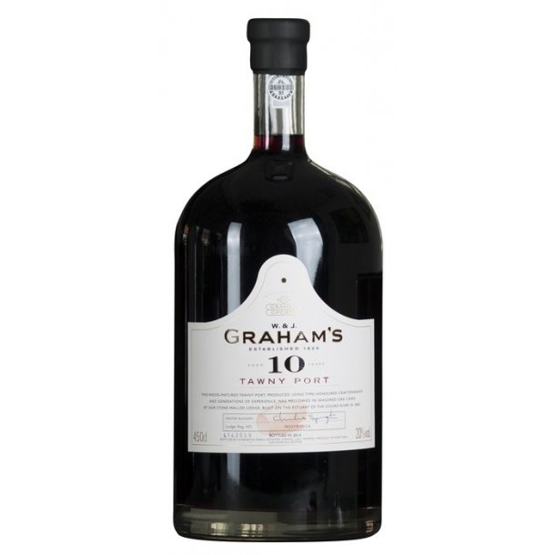 Graham's 10 Years Old Tawny - 4,5 l