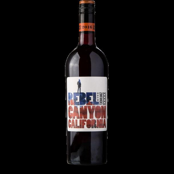 Rebel Canyon Zinfandel,