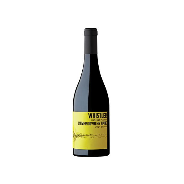 2014 Whistler Wines Shiver down my spine, Shiraz