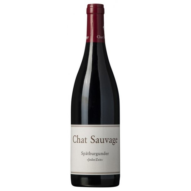2013 Chat Sauvage Jeder Zeit Pinot Noir
