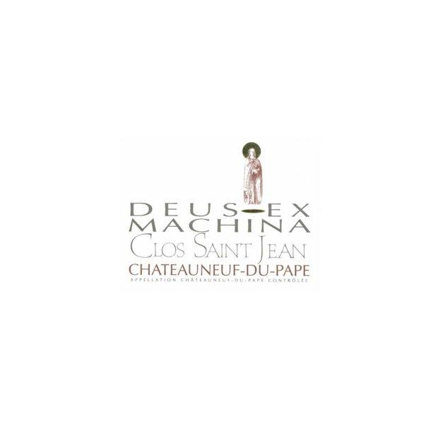 2008 Châteauneuf-du-Pape Deus Ex Machina