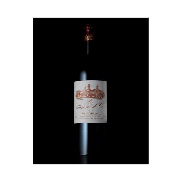 2011 Les Pagodes de Cos, 2e Vin, Chateau Cos d´Estournel, Saint-Estéphe