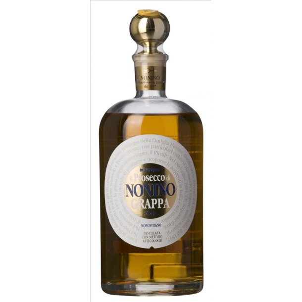 Grappa Prosecco Barrique