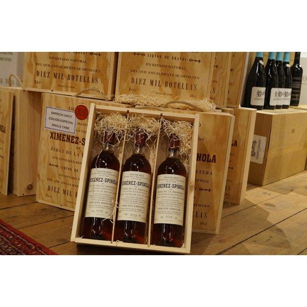 Bot Ximenez Spinola Brandy Edicion Especial, Single Cask